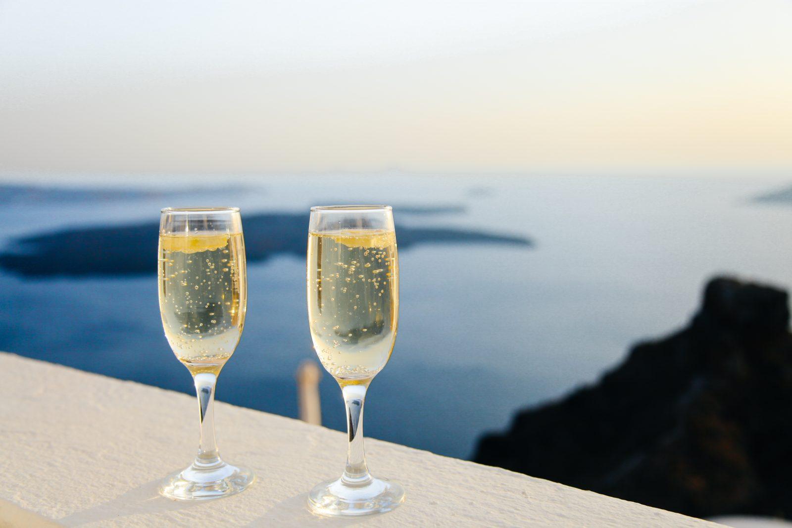 La science nous explique des bulles de champagne